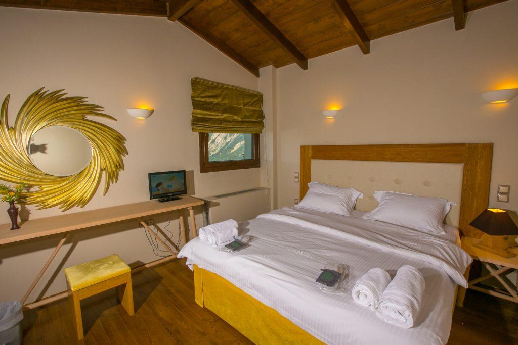 Suite Upstairs Bed/Σουίτα Επάνω όροφος κρεβάτι