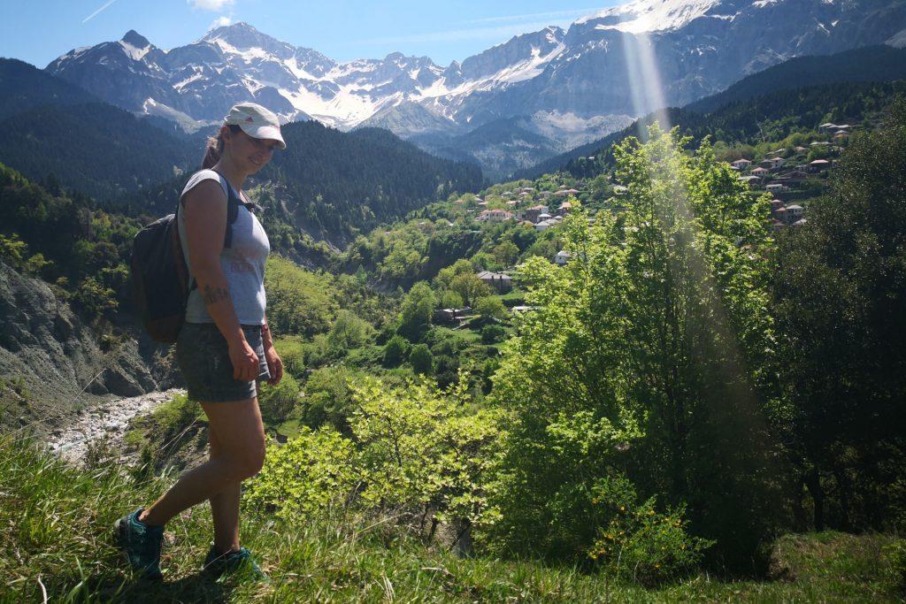 Trekking/Πεζοπορία