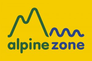 Alpine Zone logo
