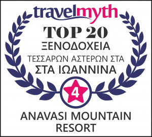 Travel Myth top 20 4-star hotels in Ioannina