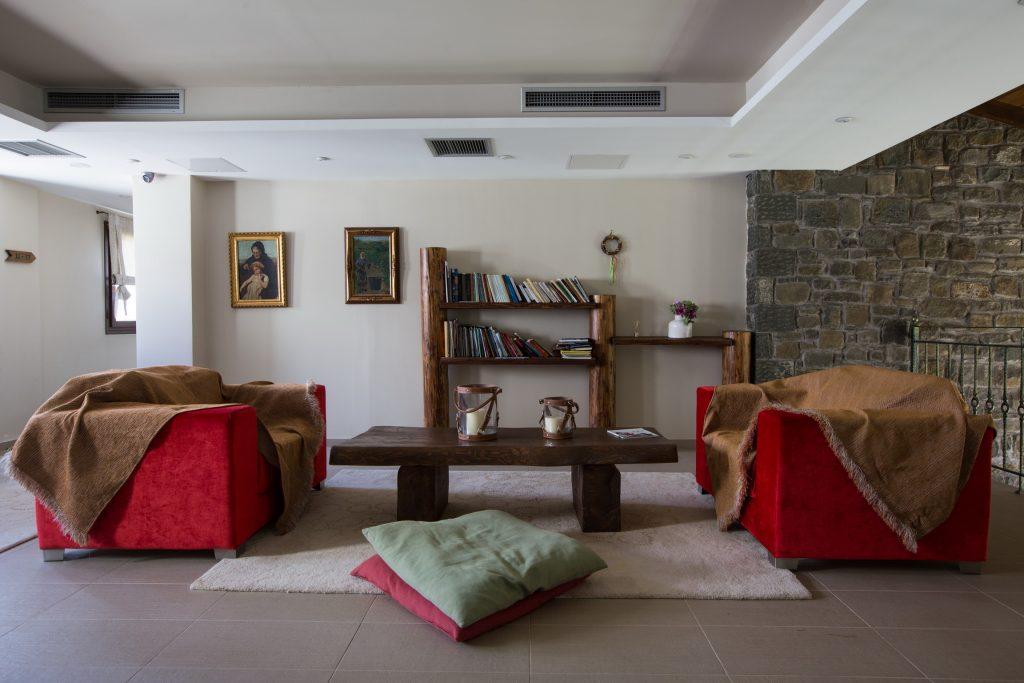 Living Room Upstrairs/Σαλόνι Επάνω όροφος