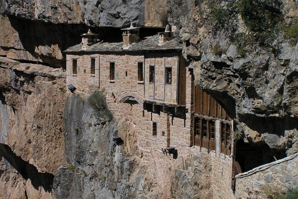 Kipina Monastery/Μοναστήρι Κηπίνας